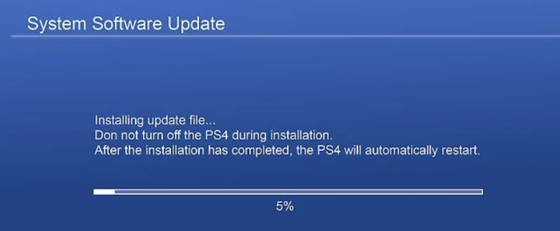 Install the Update Manually