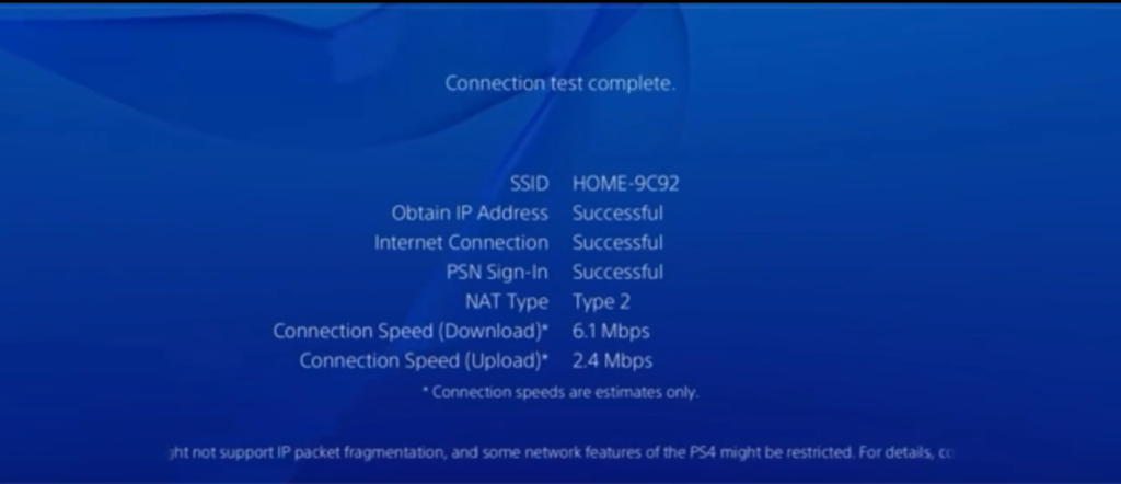 NW-31194-8 – Test Internet Connection